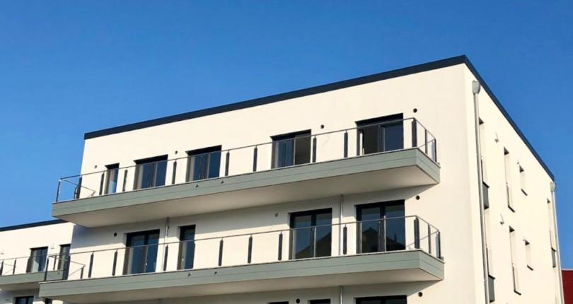 Hennef-Zentrum: Modernes Mehrfamilienhaus mit wunderschönen, hellen Mietwohnungen – Clara-Schumann-Strasse 2