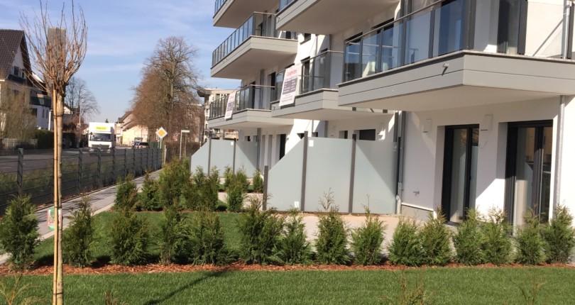 Hennef Zentrumsnähe, Mehrfamilienhaus mit 11 schönen Mietwohnungen   – Brahmsstrasse 28